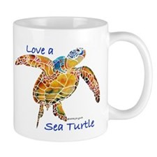 LOVE A SEATurtle Mug