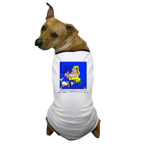 KF- [ Love kisses](CS)-11.005 Dog T-Shirt