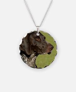 German Shorthaired Pointer 9 Necklace