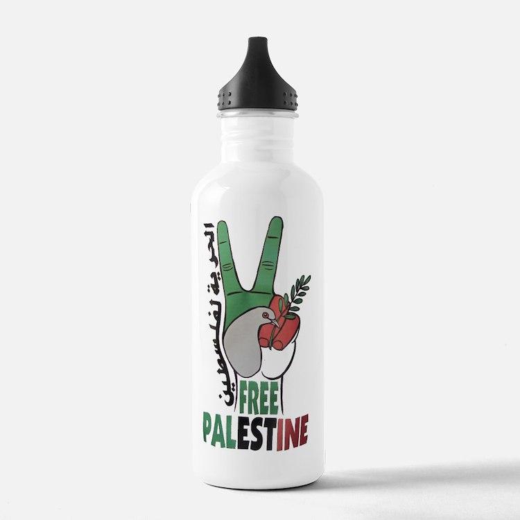 free pal Water Bottle