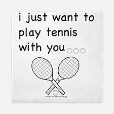 tennis_tr Queen Duvet