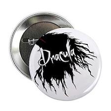 """Dracula_Tshirt_Image 2.25"""" Button"""