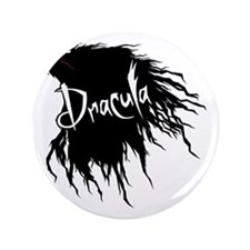 """Dracula_Tshirt_Image 3.5"""" Button"""