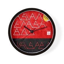 asian2 Wall Clock