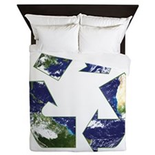 rec_earth Queen Duvet
