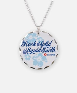 RockSolid-Hibiscus-WhiteShir Necklace