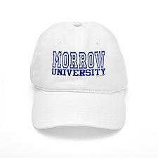 MORROW University Baseball Cap