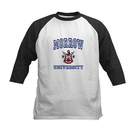 MORROW University Kids Baseball Jersey