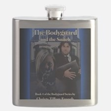 Bodyguard and the Snitch Mouse Pad Flask