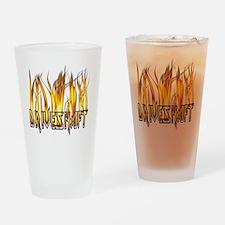 driveshaftflames Drinking Glass