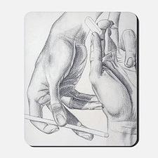 Artists Hands Mousepad