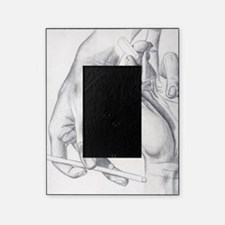 Artists Hands Picture Frame