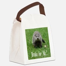 GHog1010 Canvas Lunch Bag