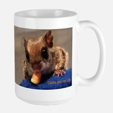 Carbs Flying Squirrel Mug