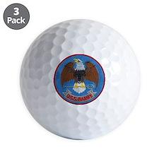 barry patch Golf Ball