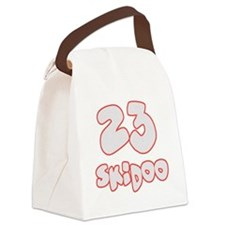 23 Skidoo Canvas Lunch Bag