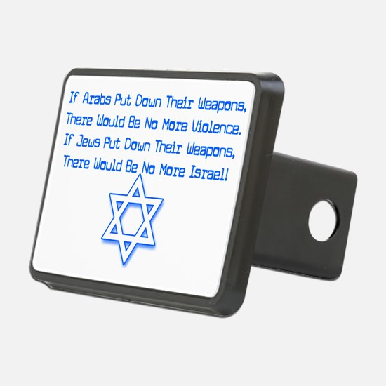 israelshirt2 Hitch Cover
