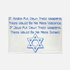 israelshirt2 Rectangle Magnet