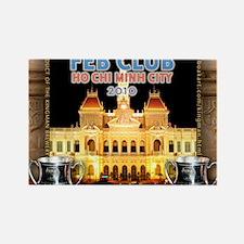 feb-club-hochiminh Rectangle Magnet