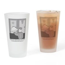 2B or Not 2B Drinking Glass