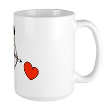 cupid_dark_hair Mug