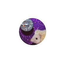 Casper Large New Year Mini Button