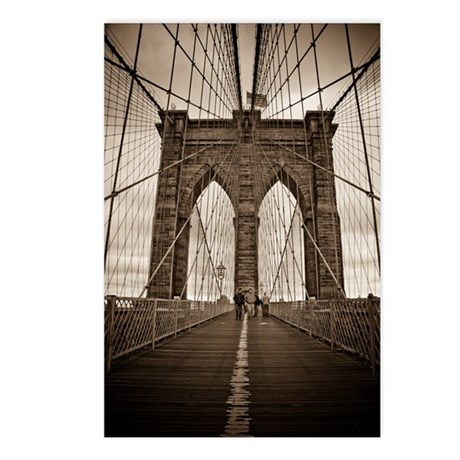 From Brooklyn With Love Postcards (Package of 8)