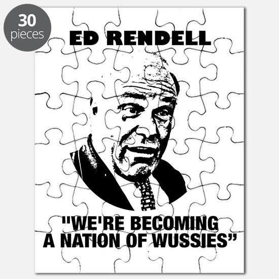 ed rendell wussies Puzzle
