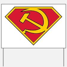 supersoviet Yard Sign