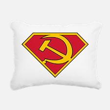 supersoviet Rectangular Canvas Pillow