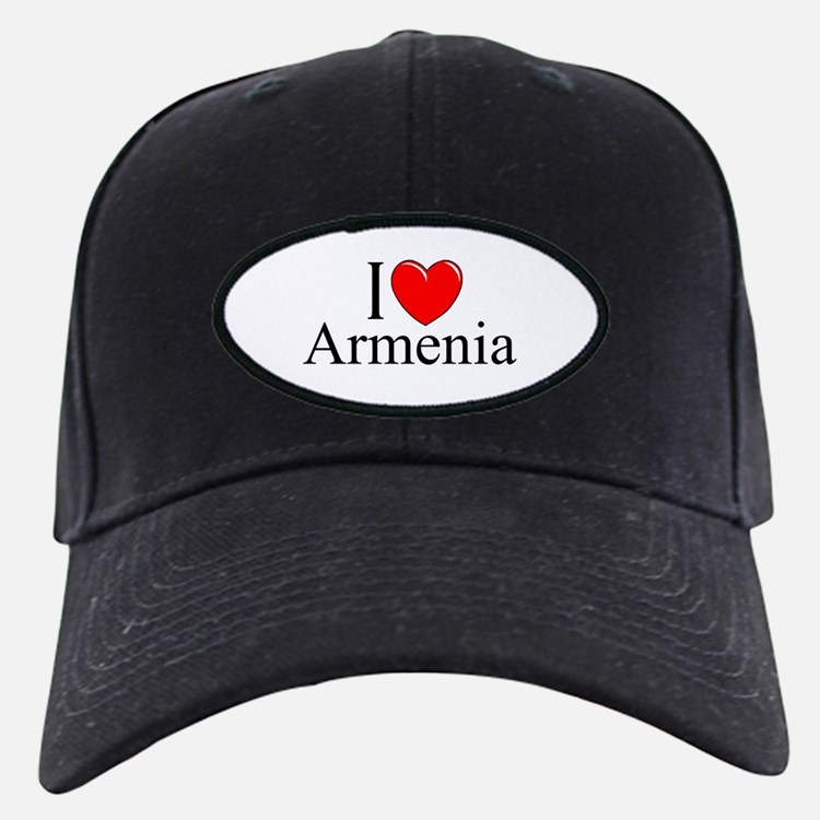 """I Love Armenia"" Baseball Hat"