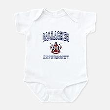 GALLAGHER University Infant Bodysuit