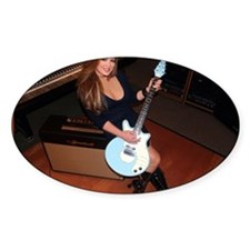 LynnBrianGuitarCalendarImage4 Decal
