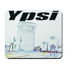 ypsiwatertower2 for shirts Mousepad