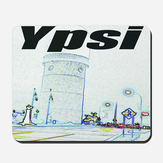 ypsiwatertower2 for shirts Mousepad