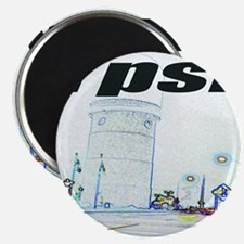 ypsiwatertower2 for shirts Magnet