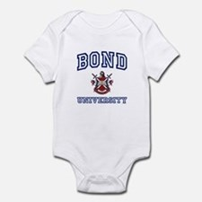 BOND University Infant Bodysuit