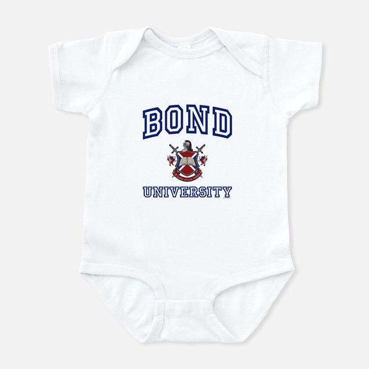 BOND University Infant Bodysuit
