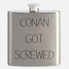 conan got screwed Flask
