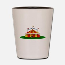 Circus Tent Shot Glass