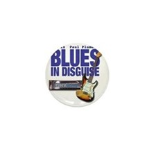Blues In Disguise for Lite Items 5 inc Mini Button