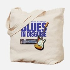 Blues In Disguise for Lite Items LG Tote Bag