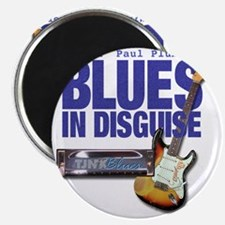 Blues In Disguise for Lite Items LG Magnet