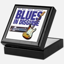 Blues In Disguise for Lite Items LG Keepsake Box