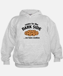 Come To The Dark Side Hoodie