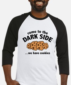Come To The Dark Side Baseball Jersey