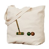 Croquet Totes & Shopping Bags