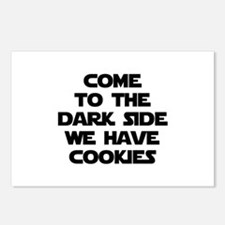 Come To The Dark Side Postcards (Package of 8)