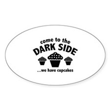 Come To The Dark Side Decal