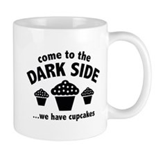 Come To The Dark Side Small Mug